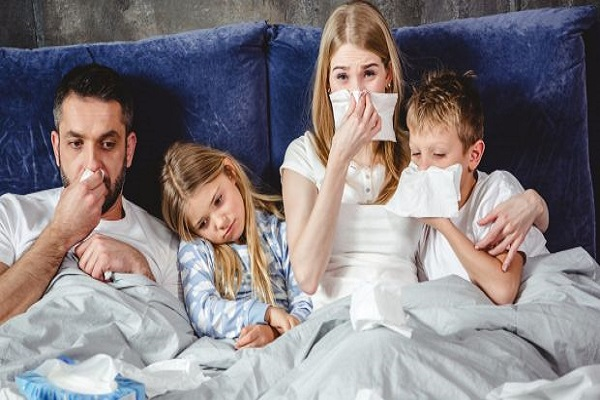 Don't let respiratory infections ruin your Tet holidays.
