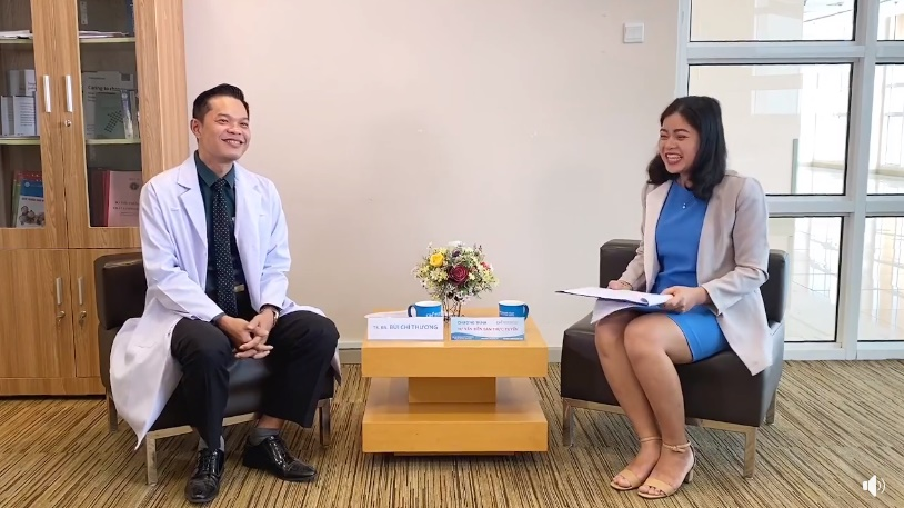 Dr. Bui Chi Thuong advises on preparing for pregnancy and childbirth.