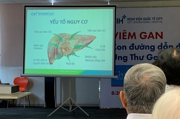 Health talk seminar on early cancer detection by Vietbank and City International Hospital
