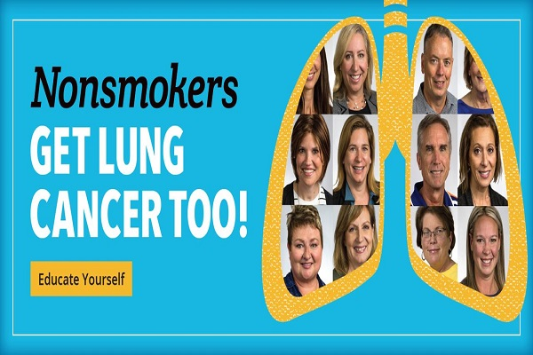 Lung Cancer Risks for Non-smokers